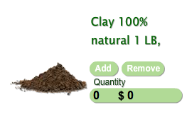 Clay for sale @ ishimedical.com